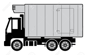 Refrigerator Truck Royalty Free Cliparts, Vectors, And Stock ...