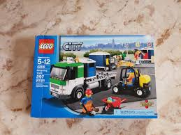 100 Lego Recycling Truck LEGO City 4206 On Carousell