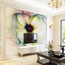 beibehang tapete für wände wandbild tapete abstrakte blumen tapete wohnzimmer bett schöne blumen hintergrund tapete