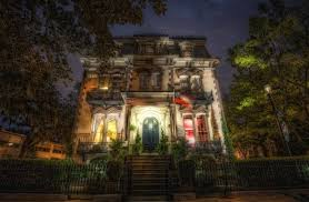 Dresser Palmer House Haunted by Local Guide Dresser Palmer House Savannah United States Of