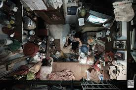 100 Hong Kong Apt Cramped Apartments In Shot From Directly Above