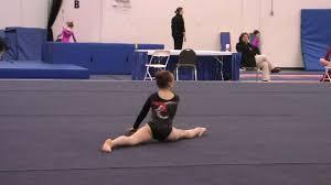 gymnastics progressions