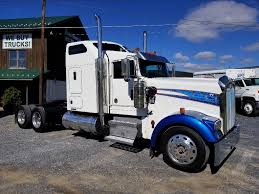 KENWORTH - Tractors - Semi Trucks For Sale - Truck 'N Trailer Magazine