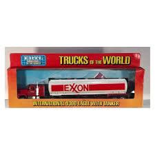 100 Ertl Trucks EXXON TANKER TRUCK