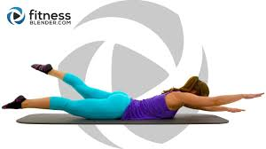 10 Minute Abs Workout At Home Pilates Abs Workout for a Healthy
