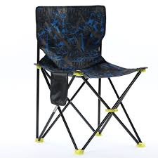 Camping Folding Chair Ultra Lightweight Aluminum Alloy With Carrying Bag  For Hiking, Fishing & Camping Fishing Chair Metal Outdoor Furniture Teak ...