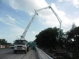 100 Concrete Pump Truck Rental CONCRETE PUMP RENTAL SERVICE Sri Tanjong Bina
