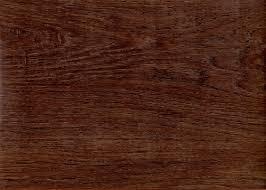 Dark Wood Grain PVC Vinyl Flooring 5mm For Office Shopping Mall Eco