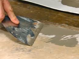Checkerboard Vinyl Flooring For Trailers by How To Install Vinyl Flooring How Tos Diy