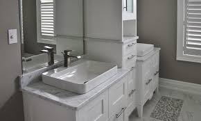 Elegance and Timeless Style Carrara Marble Countertop