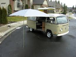 1970 VW Pop Top Camper For Sale