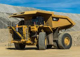 100 Cat Mining Trucks 794 AC Truck Proves Performance Erpillar