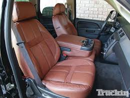 100 Best Seat Covers For Trucks Katzkin Leather And Heaters Truckin Magazine