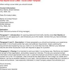 sle resume cover letter hair stylist stylist assistant cover letter hair stylist cover letter sle