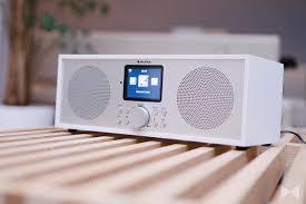 auna silver stereo test analog digital und