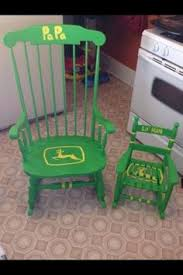 Banana Shaped Rocking Chairs by Incredible Diy John Deer Rocking Tractor Tractor Bunk Bed And