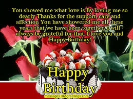 Romantic Birthday Wishes 365greetings