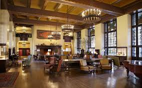 Wawona Hotel Dining Room by The Majestic Yosemite Hotel Review California Usa Travel