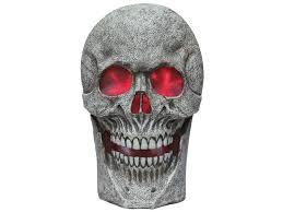 Motion Sensor Halloween Decorations by Skull Skeleton Light Up Sound Prop Houseofhauntz Com