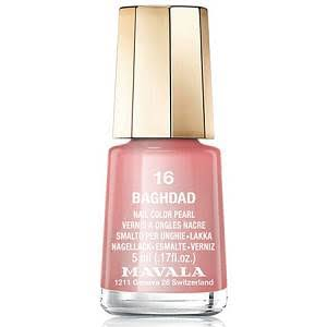 Mavala Switzerland Nail Color Cream - 16 Baghdad