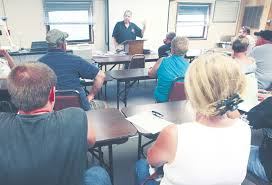 100 Truck Training Jobs Local Layoffs Spark Interest In John Wood Community Colleges Truck