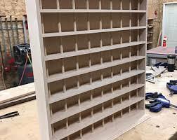 Custom Yo Display Wall Cabinet