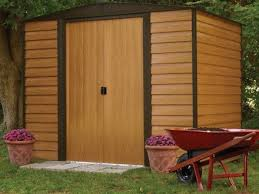 Suncast Resin Glidetop Outdoor Storage Shed Bms4900 by Suncast Glidetop 5x6 Horizontal Shed Bms4900 Free Shipping 5 X