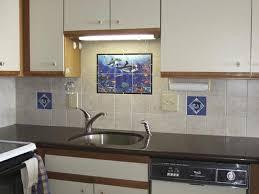 dolphin and whale bathroom tile ideas dolphin reef ii tile mural