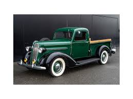 100 1937 Plymouth Truck Pickup Located In Fife Washington 3999500 PGED