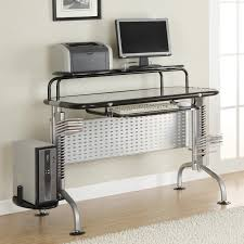 Easy2go Corner Computer Desk Assembly by Office Table Corner Glass Computer Desk Prices Easy2go Glass