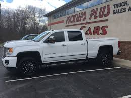 2017 GMC Sierra 2500 Denali With 20