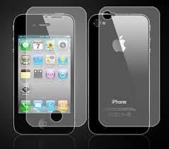 Apple iPhone 5 5S SE Tempered Glass Screen Protector Friends