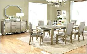 Dining Room Accent Chairs Table Accents Mirrored Set Furniture Best Of