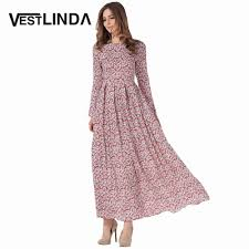 online buy wholesale long sleeve maxi dress from china long sleeve