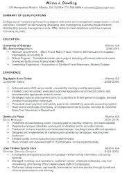 Sample Resume For Hr Internship With No Experience Internships Samples Resumes Examples Of College Students And