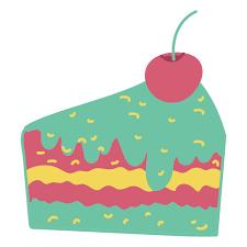 Slice cake pie Transparent PNG