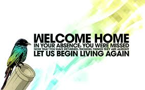 Welcome Home In Your Absence You Were Missed Now That You Have ... Home Decor Top Military Welcome Decorations Interior Design Awesome Designs Images Ideas Beautiful Greeting Card Scratched Stock Vector And Colors Arstic Poster 424717273 Baby Boy Paleovelocom Total Eclipse Of The Heart A Sweaty Hecoming Story The Welcome Home Printable Expinmemberproco Signs Amazing Wall Wooden Signs Style Best To Decoration Ekterior