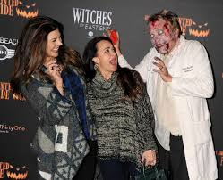 Kyle Richards Halloween by Ali Landry And Kyle Richards At 5th Annual La Haunted Hayride