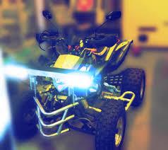 most powerful led car lights 100000 lumen