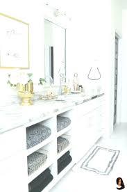 badezimmer erfrischen glam glam bathroom decor gold