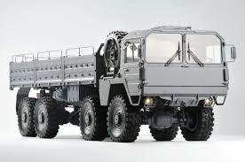 100 Rc Truck Kit Cross RC MC8C 110 8x8 Military CZRMC8C RC Car