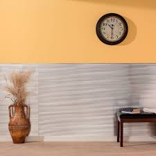 Fasade Decorative Thermoplastic Panels Home Depot by Fasade Diamond Plate 96 In W X 48 In H X 0 013 In D Decorative