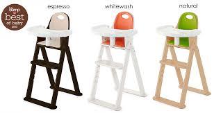 Cosco Flat Folding High Chair by Baby High Chairs Baby High Chair Sb4217w Multicolor Ledansla