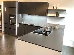 selektion d musterküche moderne küche mit halbinsel und