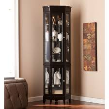 Pulaski Glass Panel Display Cabinet by Replacement Glass Shelves For Curio Cabinets Cabinets U0026 Storage