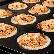apfel walnuss muffins rezept für den thermomix