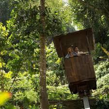 100 Hanging Garden Resort Bali Di Dengan Kereta Listrik Fobia Ketinggian Jangan Coba