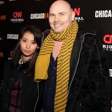 Smashing Pumpkins Lead Singer by Smashing Pumpkins U0027 Lead Singer Billy Corgan And His Wife Chloe