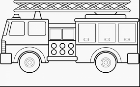 100 Fire Truck Cartoon Spongebob On A Coloring Page Save