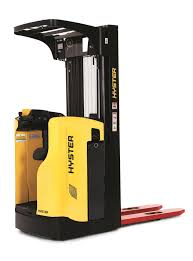 100 Rider Trucks New Hyster Stacker Truck Helps Manage Variable Demand